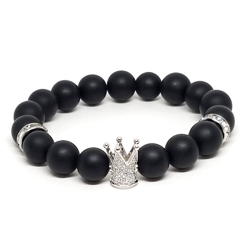 The Crown Collection - Matte Onyx