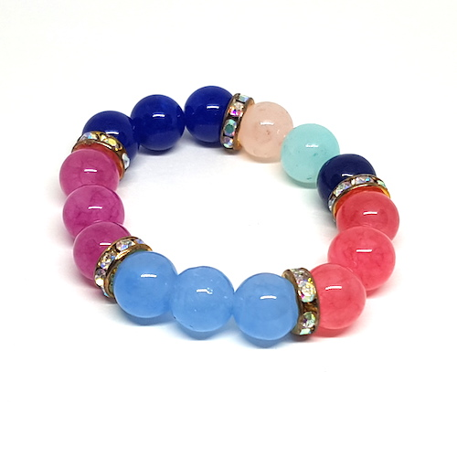 Jazzy's Beads - Strawberry Blueberry