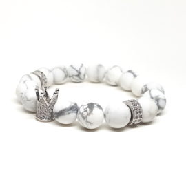 The Crown Collection - White