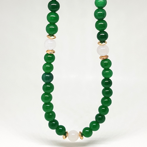Forget Me Not Collection - Jade and Agate